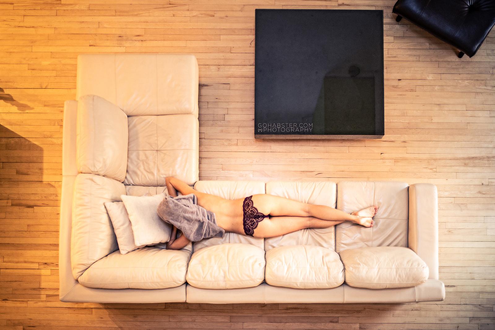 Creative Sofa Overhead